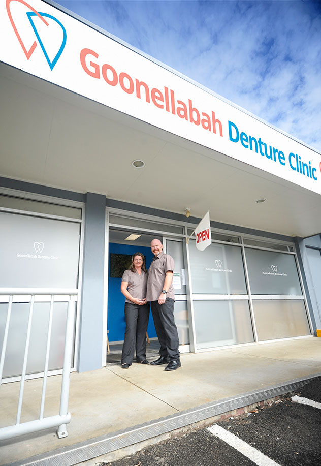 northern rivers dentures provider goonellabah denture clinic